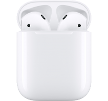 Bluetooth-гарнитура Apple AirPods (2019)